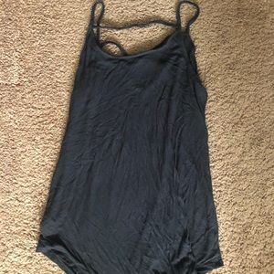 Maurices Black Tank Top